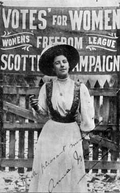 Introduction to Women's Suffrage in Scotland
