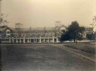 Physicians And Surgeons >> Exhibitions : Mearnskirk Hospital, Renfrewshire